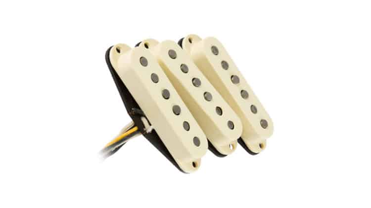 Tonabnehmer - Fender Eric Johnson Pickup Set