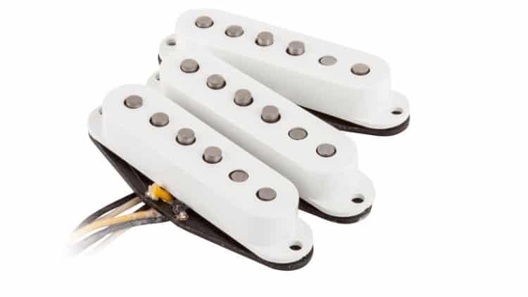 Fender Pickup - Fender Texas Special Strat