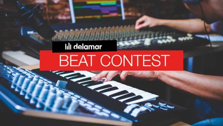 Gewinnspiel - delamar Beat Contest