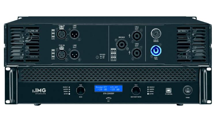 IMG Stageline STA-2200DSP
