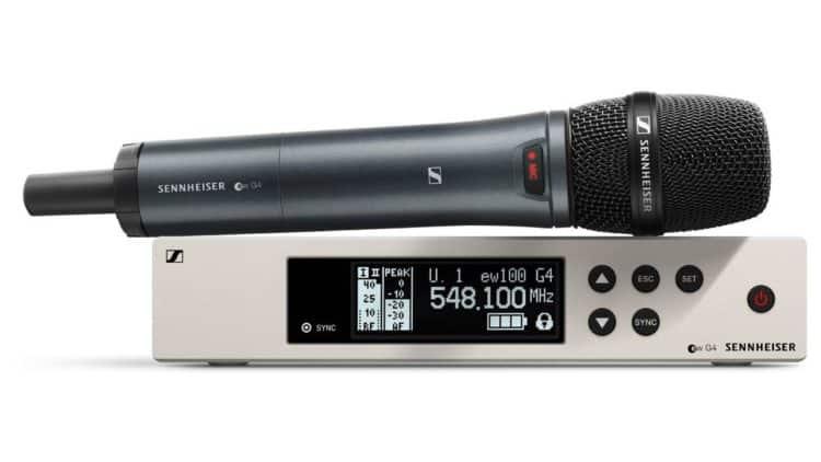 Sennheiser ew 100 G4-865-S