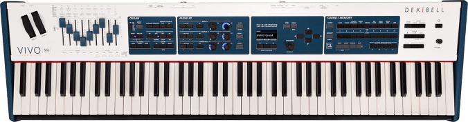 Stagepiano-Testsieger - Dexibell VIVO S9