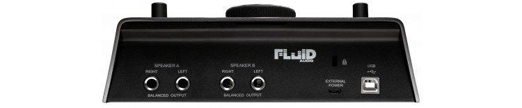 Fluid SRI-2 Review - Anschlüsse