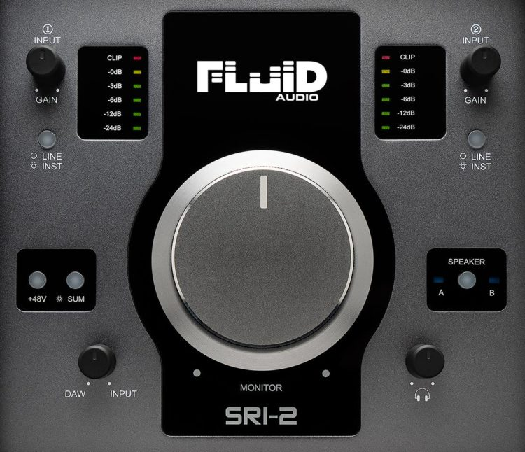 Fluid SRI-2 Test - Panel