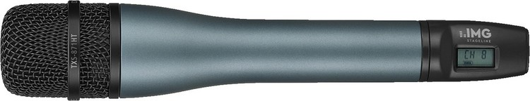 Handsender TXS-871HT - IMG STAGELINE TXS-871 Test
