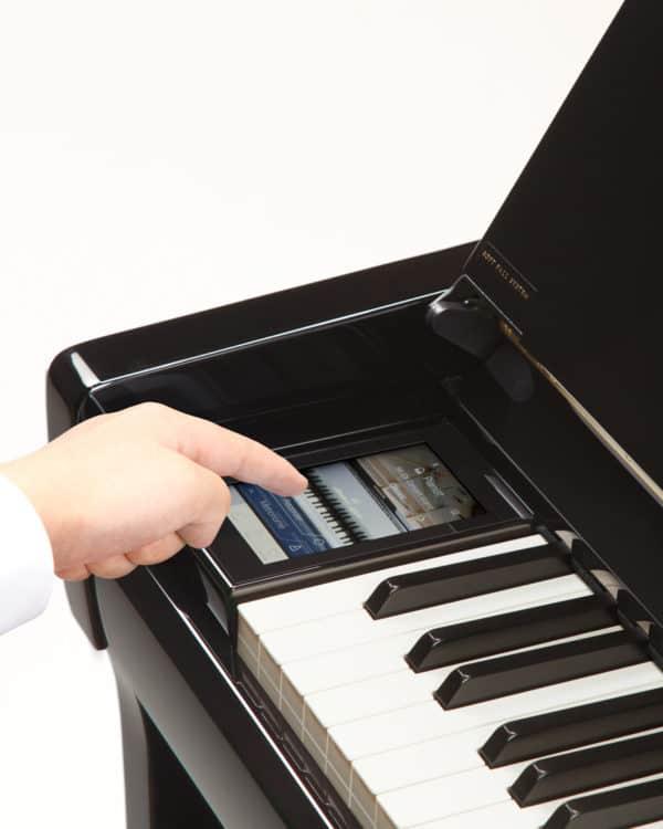 Kawai AURES K-300 und K-500 - Panel Touch