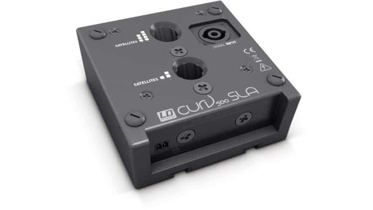 LD Systems CURV 500 TS Erfahrung