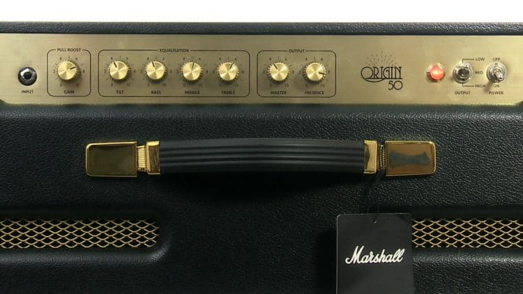 Marshall Origin 50 Combo Review