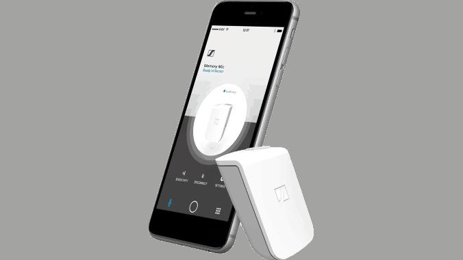 Gut für einen Live Podcast nd mehr - Bluetooth-Mikrofon mit feinem Sound und Kugelcharakteristik