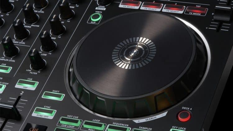 Jogwheels - Roland DJ-202 Test