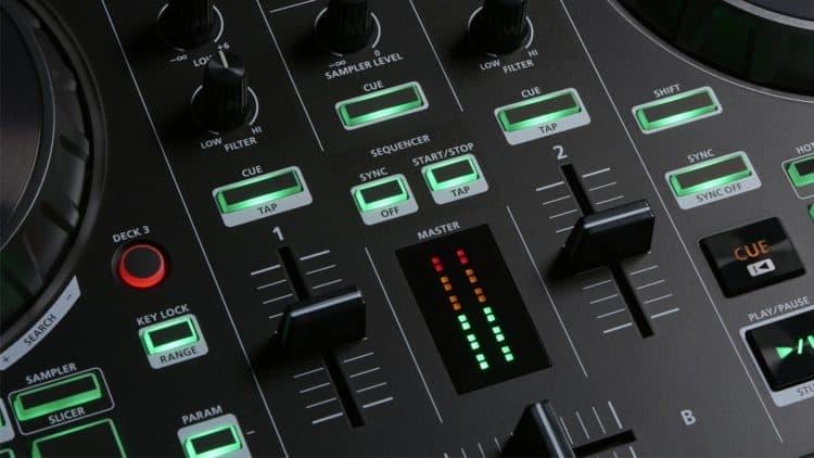 Mixer - Roland DJ-202 Testbericht