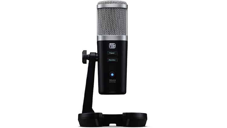 podcasting mikrofon