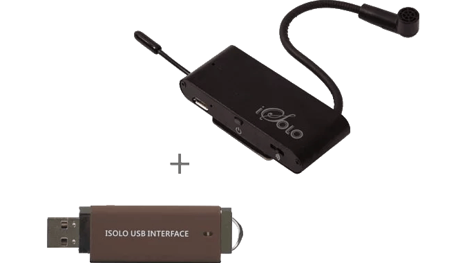 iSolo Recording Package - Audio Equipment Einsteiger