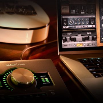 Universal Audio - Apollo oder Arrow bei den Cyber Monday Deals 2018 kaufen & Plugin(s) absahnen