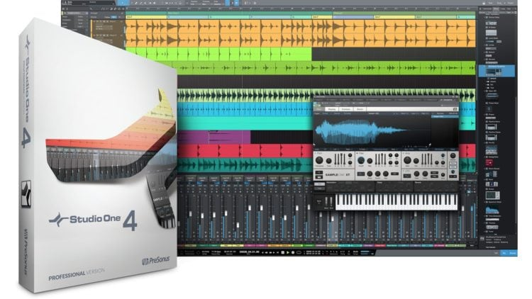 PreSonus Studio One - Audio Equipment Einsteiger