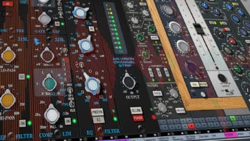 Fetter Sound mit Plugins in der DAW