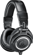 Audio-Technica ATH-M50X - Ghosthack Black Friday Producer Bundle