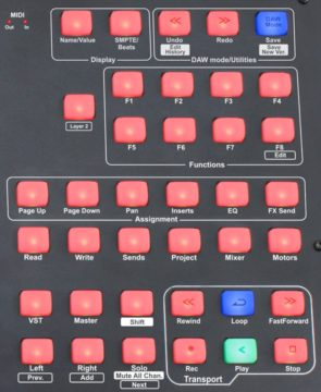 Mapping für Cubase & Nuendo - iCON QCon Pro G2 Testbericht