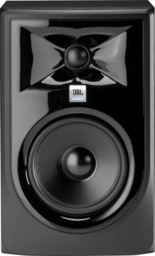 Front - JBL 305p MkII Review