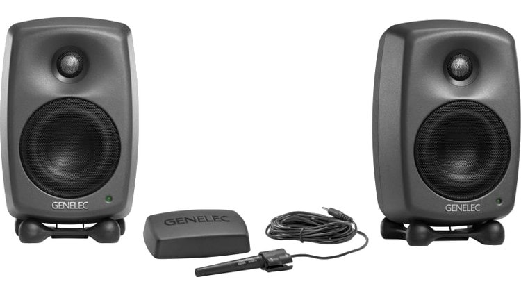 Genelec 8320APM-PACK - Audio Equipment Einsteiger