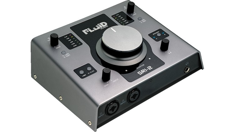 Fluid SRI-2 - Audio Equipment Einsteiger