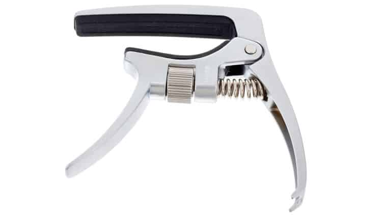 Kapodaster für Gitarre mit Federsystem - Ratgeber