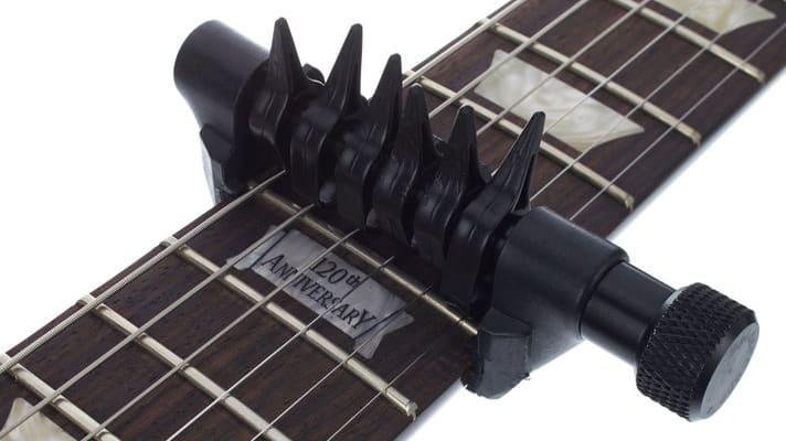 Capo Gitarre Griffbrett - Ratgeber