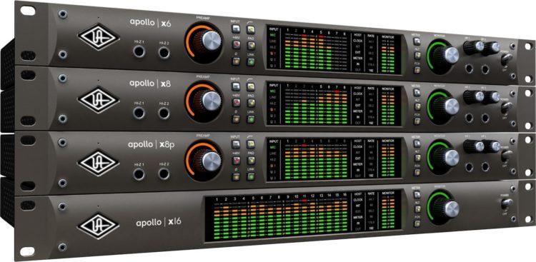 Apollo X Series - Universal Audio Apollo x8p Test