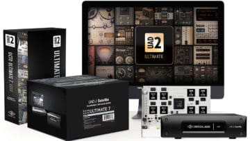 Universal Audio UAD 2 OCTO Ultimate 7