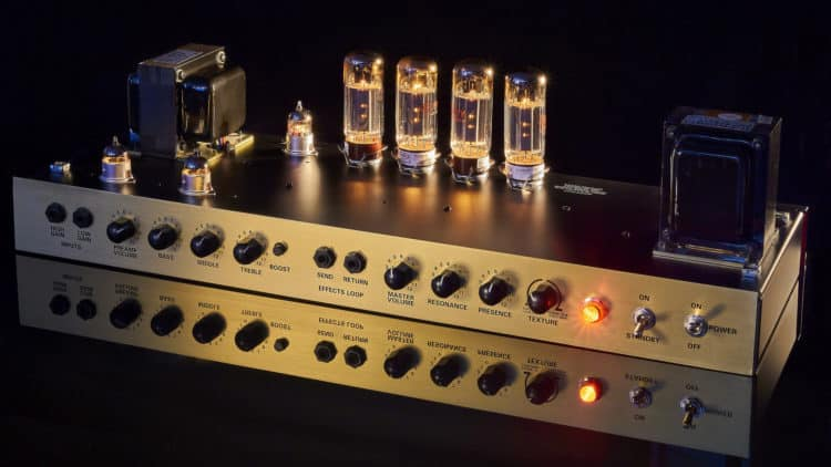 Amplifier reparieren - Röhrenamp