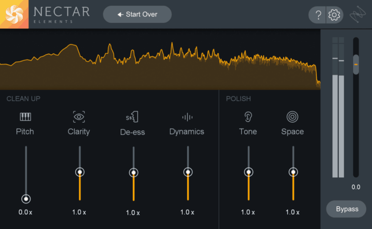 iZotope Nectar Elements - Autotune VST Plugin