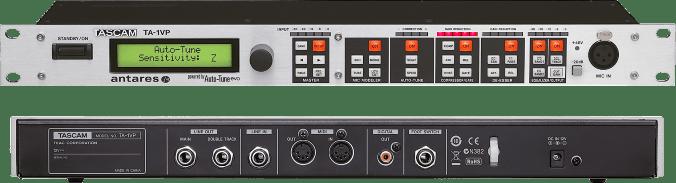 Tascam TA-1VP - Hardware statt Autotune VST Plugin