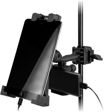 Adam Hall Stands THMS 1 mit Powerbank-Halter - Homestudio Equipment