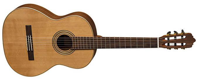 Klassische Gitarre oder Westerngitarre - Konzertgitarre