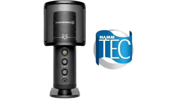 beyerdynamic FOX nominiert für die TEC Awards 2019