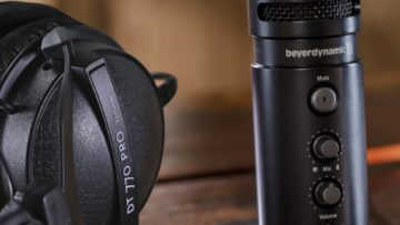 beyerdynamic CREATOR PRO - beyerdynamic TEAM TYGR Test