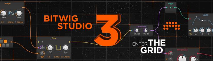 Grid - Bitwig Studio 3