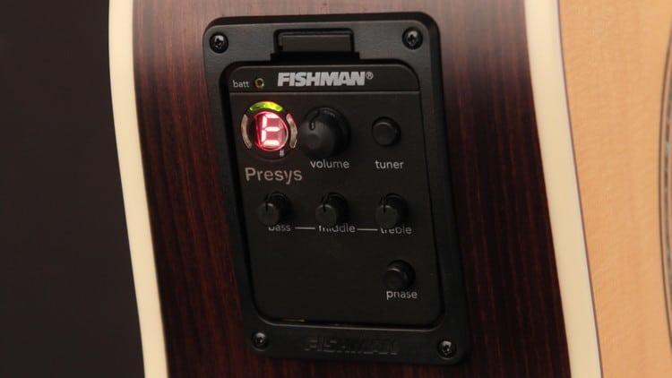 Fishman Presys - Cort MR720F