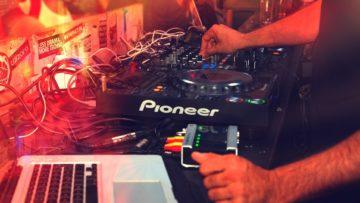DJ Effekte Mixen mit Effekten