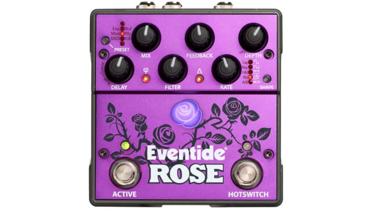 Eventide Rose - Top