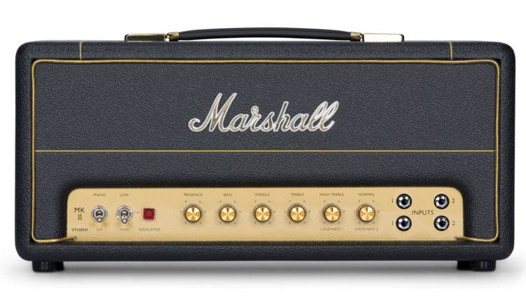 Marshall Studio Vintage Head