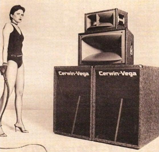 Vintage Concert Audio Show