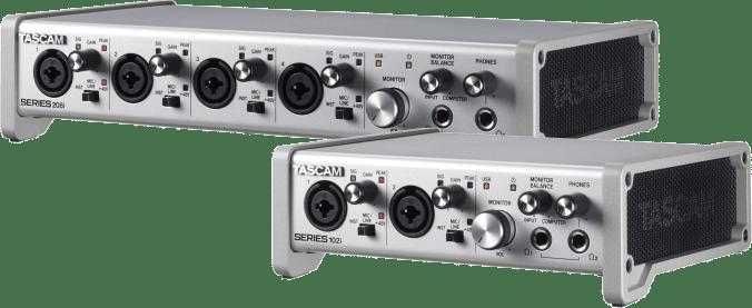 TASCAM Series 102i & 208i - NAMM 2019 Highlights