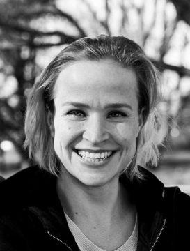 Nicole Wiese im Portrait