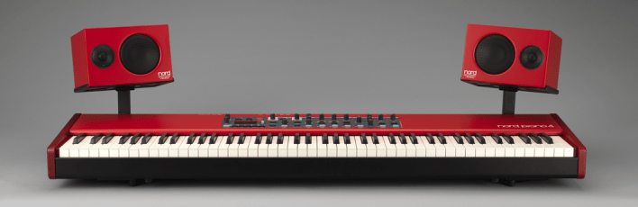 Am Keyboard - Nord Piano Monitor