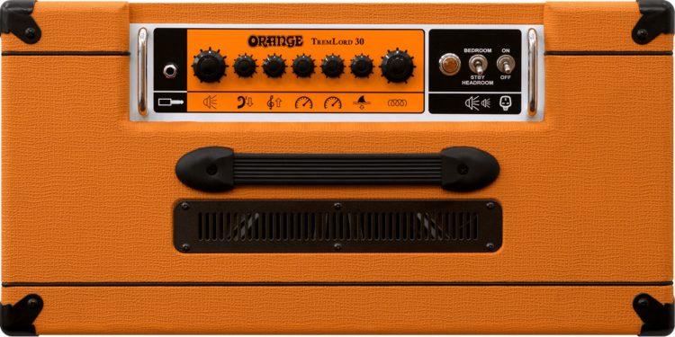 Oberseite - Orange TremLord 30