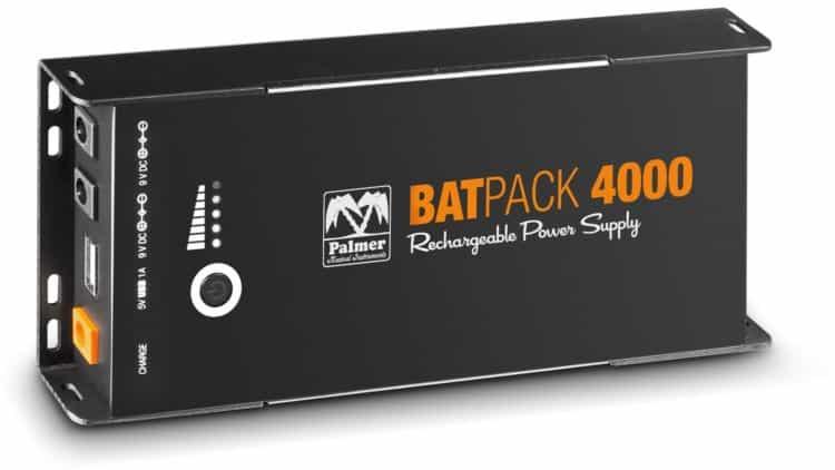 Palmer Batpack 4000 Test