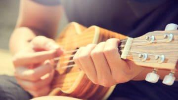 Reisegitarren: kleine Gitarren für Backpacker & Musiker unterwegs