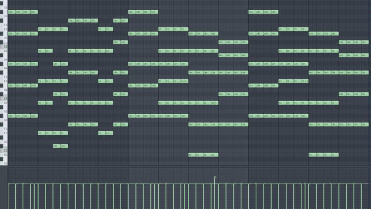 Kygo Soundalike - Akkorde Strophe