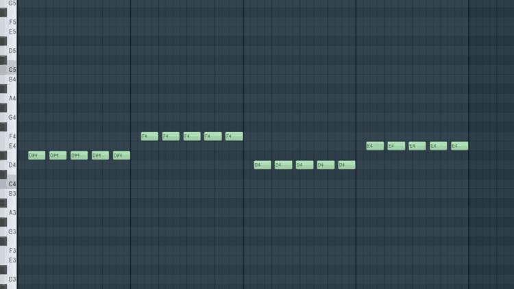 Kygo Soundalike - Bass